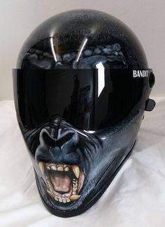 Xtreme Paint Studio - Airbrush graphics for motorcycles and custom paint job Source by NezoCabrera Motorcycle Equipment, Custom Motorcycle Helmets, Futuristic Motorcycle, Motorcycle Tank, Custom Helmets, Racing Helmets, Bike Helmets, Lazer Helmets, Motorcycle Quotes