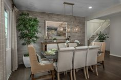 Superbe 2649 Next Gen By Lennar New Home Plan In Rosena Ranch: Aster. Dining SetDining  Rooms!