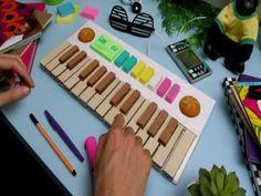 Stop motion // do bem™ Açaí Juice 100 fruit Tic Tic Tac Wafer s Keyboard