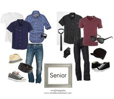 what to wear senior boy - Don't forget baseball cap, sunshades, cowboy boots...