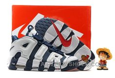 check out 42747 3b35d Nike Air More Uptempo OG Olympic Scottie Pippen Midnight Navy White Spirit  Red 414962-401 Best Z3BM4, Price   88.65 - Air Yeezy Shoes