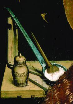 Anbetung der Könige Kunstwerk: Temperamalerei-Holz ; Einrichtung sakral ; Flügelaltar ; Meister des Schottenaltars ; Wien ; Mt:02:001-012 , Is:49:008-026 , Is:60:001-006 , Erscheinung:07:001-011 , Erscheinung:13:001-008 , Erscheinung:14:001-010  Dokumentation: 1469 ; 1480 ; Wien ; Österreich ; Wien ; Österreichische Galerie ; IN 4855  Anmerkungen: 86x80 ; Wien Schottenstift