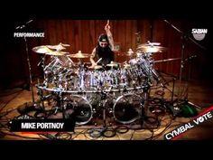 Mike Portnoy - INDIFFERENT - Adrenaline Mob
