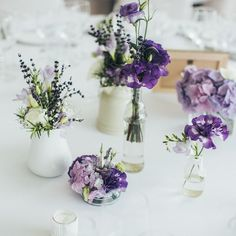 #provence is the only place in the word where purple is everything but soppy! - - - - #purple #purpleflower #lavender #provenceflower #purpleandwhite #authentic #chic #elegantewedding #mademoisellechahnez