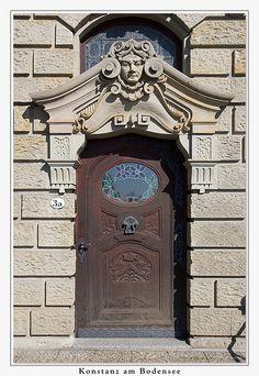 ˚Art deco door - Germany