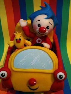 pasteles de plim plim - Buscar con Google Birthday Decorations, 2nd Birthday, Lunch Box, Diy, Cakes, Google, Toddler Boy Birthday, Toddler Girls, Parties Kids