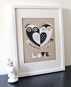 owlie wall decor - especially cute for FAU friends if colors are changed!