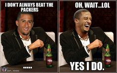 The most interesting quarterback in the world!