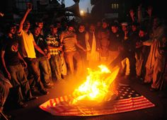 """Activists Plan to Burn American Flags in New York City Ahead of Fourth of July - """"set fire to this symbol of oppression."""" COOL!!!!!! So you'll be burning the following? Welfare EBT Cards Food Stamps Affirmative Action Public Housing Obama Phones Obama Care NAACP Black Culture Southern Poverty League Justice Coalition Democratic Party with a few Republicans mixed in of course Al Sharpton Louis Farrakhan Malik Shabazz Count me in!! Hell I'll even bring the marshmallows! -"""