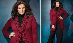 Laura Plus Size Clothes Fall 2011