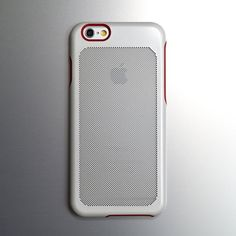 An officially certified product from Apple, the sevenmilli DieSlimest Duo Mesh iPhone 6 Case is a sleek style you can offer your brand new iPhone 6.