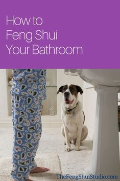 Feng Shui in the bathroom can add a lot of extra energy to your home and your life. Create your Feng Shui Home today. #fengshui #fengshuihome #fengshuibath #fengshuitips #fengshuihowto