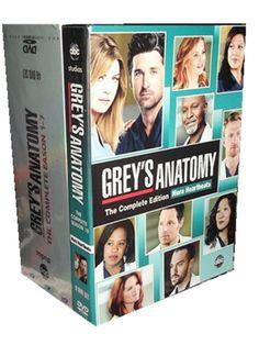 Grey's Anatomy Seasons 1-11 DVD Box Set
