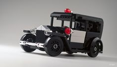 Lego 1930 Ford Model A – Police _02   Flickr - Photo Sharing!