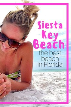 Siesta Key Beach was named the best beach in Florida in 2015. I took to the sand and the shores to find out if it really was worth all the hype. So is Siesta Key really the best beach in Florida?