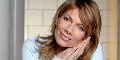 Ursula Karven macht jeden morgen Yoga-Übungen