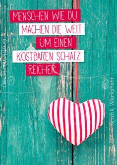 Menschen wie du - Postkarten - Grafik Werkstatt Bielefeld