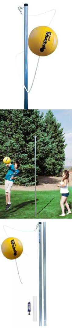 Park /& Sun Sports Portable Backyard Classic Tetherball Play Set with Accessories