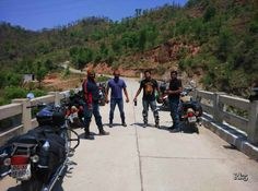 A routine photo stop during our visit to the Parvati Valley