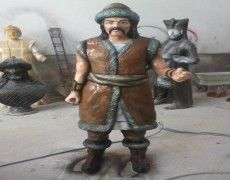 Malkoçoğlu Statue