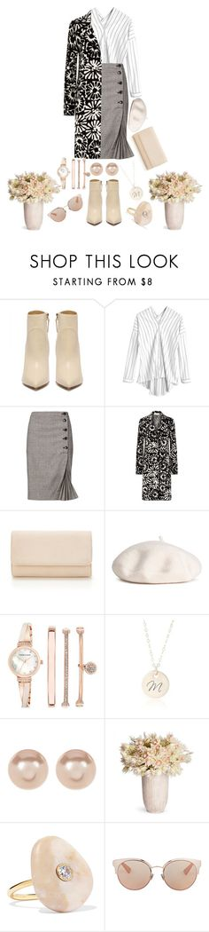 """""""modern, elegant and chic style"""" by merymely ❤ liked on Polyvore featuring Banana Republic, Tory Burch, Anne Klein, Nordstrom Rack, CVC Stones, Christian Dior and modern"""