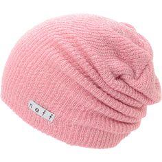 Neff Girls Daily Sparkle Pink Beanie at Zumiez : PDP