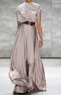DAVID TLALE  FALL 2015 COLLECTION  New York Fashion Week