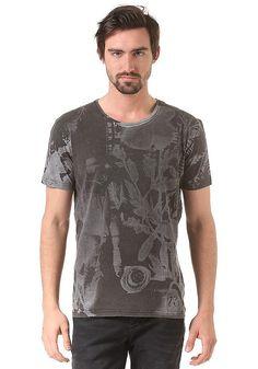 Style, Style, Style und nochmal Style! DasAlperton T-Shirt aus dem HausePEPE JEANS ist wirklich ein absoluter Blickfang, weshalb Du schon mal ein Plätzchen in Deinem Kleiderschrank freiräumen solltest. Features: Rundhalsausschnitt, Gerippter Kragen, Melierte Optik, Bequemes Material, Regular Fit, HerstellerFarbe: 965modern grey,  Material: 100% Baumwolle...