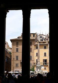 Rom, Piazza della Rotonda