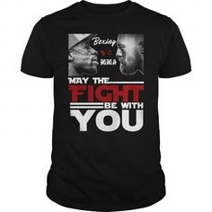 I Love May the fight T shirts