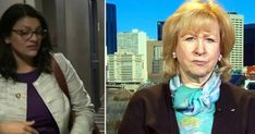 Former Canadian Prime Minister Lowers The Bar By Joining Rashida Tlaib Calling Trump 'Motherf**ker' Kim Campbell, Prime Minister, Donald Trump, Join, Canada, Bar, News, Donald Tramp
