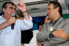 Ex-presidente do PSDB de MG, amigo de Aécio é preso por suspeita de desvio de R$ 2 bi