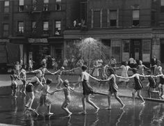 1946  LaSalle Street and Amsterdam Avenue, Harlem.  Todd Webb's New York  IMAGE: MUSEUM OF THE CITY OF NEW YORK/TODD WEBB ARCHIVE