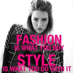 Fashion & Style Quote