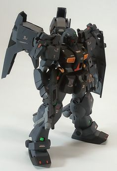 Custom Build: 1/144 High Mobility Type 074 RGM-79Q GM Quel - Gundam Kits Collection News and Reviews