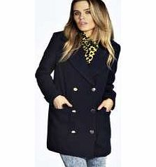 boohoo Double Breasted Wool Mix Twill Coat - navy Breathe life into your new season layering with the latest coats and jackets from boohoo. Supersize your silhouette in a puffa jacket, stick to sporty styling with a bomber, or protect yourself from t http://www.comparestoreprices.co.uk/womens-clothes/boohoo-double-breasted-wool-mix-twill-coat--navy.asp