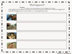 Do you need a great freebie to assess your students' understanding of weathering and erosion? Get this freebie (with grading key) plus much more on this site!