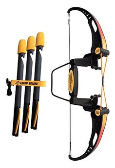 Another great find on FoamStrike Compound Bow Set by Monkey Business Sports Nerf Machine Gun, Kids Archery Set, Bow And Arrow Set, Nerf Toys, 10 Year Old Boy, Thing 1, Monkey Business, Kids Christmas, Cool Kids