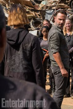 Season 7B promo pic. The Walking Dead.
