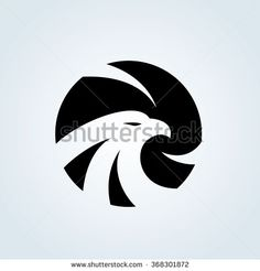 Eagle Logo,Vector Logo Template