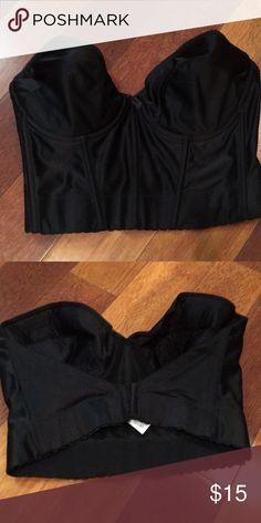 Black Bra Top 38D black bra top Intimates & Sleepwear Bras
