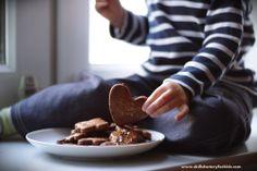 Kids love Pete`s grandma's cookies !