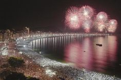 New Year's Eve in Rio