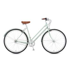 Buy your Chappelli Women's Classic Vintage - Hybrid Bikes from Wiggle. Our price . Bici Fixed, Retro Bike, Push Bikes, Urban Bike, Vintage Trends, Vintage Bicycles, Classic, Hybrid Bikes, Bike Stuff
