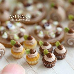 #miniature #food #minifood #cupcakes
