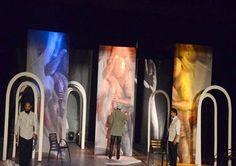 مجلة الفنون المسرحية الموقع الثاني : عرض «الحادثة» في مهرجان المسرح بالإسكندرية
