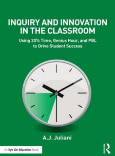 Wanting to know more about Genius Hour? This connects to ALL the information behind 20% Time, or Genius Hour. Compiled by A.J. Juliani