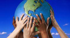 Hoy es el día de la tierra. Es un buen inicio para comenzar a re pensar nuestra relación con el mundo que habitamos. Como generar mecanismos para protegerlo.
