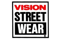 Vision Street Wear - The 50 Greatest Skate Logos