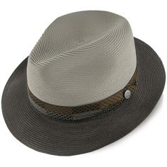 Lowest Price on Andover - Stetson Milan Straw Fedora Hat - TSANDV.